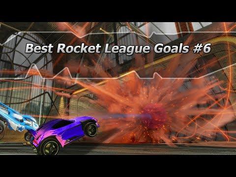 Best Goals Rocket League #6