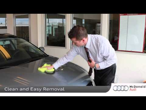 PermaPlate Demonstration | McDonald Audi Denver, CO