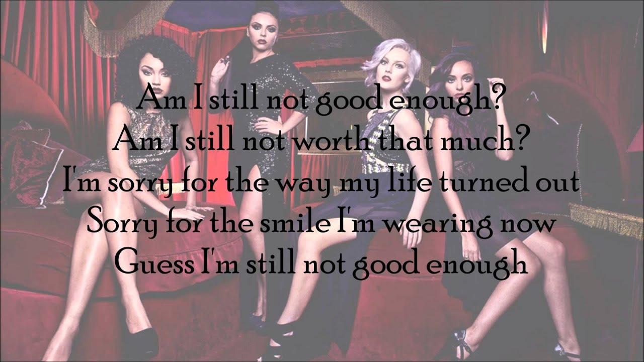 Evanescence - Good Enough Lyrics   MetroLyrics
