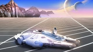 The Spaceship Car on Indiegogo