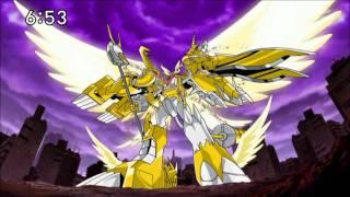 Digimon Xros Wars Final Xros Shoutmon X7 Superior Mode