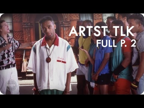 Spike Lee & Pharrell Williams on Hard Work and Opportunity | ARTST TLK Ep. 9 Part 2 |Reserve Channel