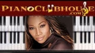 """How To Play """"IN THE MIDST OF IT ALL"""" (Yolanda Adams"""