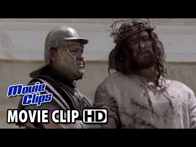 Son Of God Movie CLIP - No King But Caesar (2014) HD