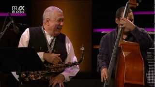 Vana Gierig Group feat. Paquito D'Rivera - Jazzwoche Burghausen 2012 fragm. view on youtube.com tube online.