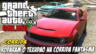 GTA 5 Online Corrida Curva De Aprendizado: Rodaram O