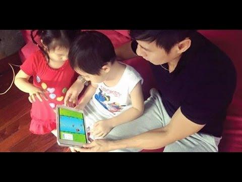 Gia đình ca sỹ Lý Hải - Minh Hà quần quyết hạnh phúc bên nhau ngày cuối tuần