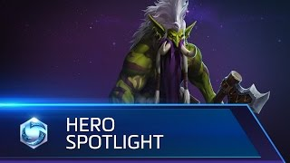 Heroes of the Storm - Bemutatkozik Zul'jin