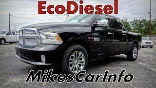 ECO DIESEL 2014 RAM 1500 LARAMIE LIMITED EDITION CREW CAB 4X4
