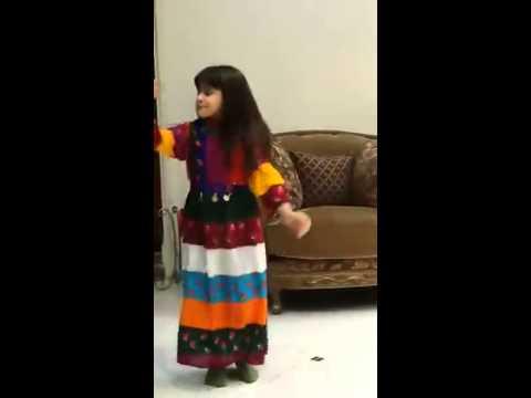بنت صغيره سعوديه ترقص رقص روعه