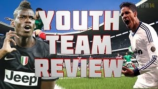 FIFA 14 Best Young Players Full Top Youth Team Best