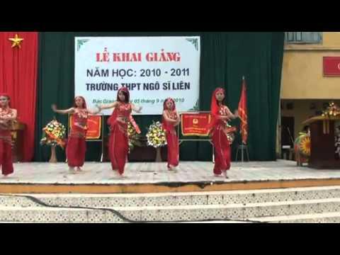 Dịch vụ múa bụng, cung cấp nhóm múa bụng , belly dance 0914885886.FLV