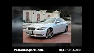 [2008 BMW 335i For Sale PCH Auto Sports Used Pre Owned Orange Cou] Video