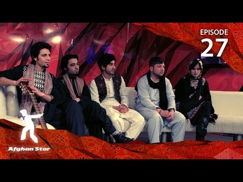 Afghan Star Season 9 - Episode 27 (Top 5)