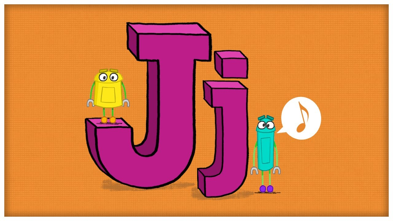 "ABC Song: The Letter J, ""Jump For J"" by StoryBots - YouTube"