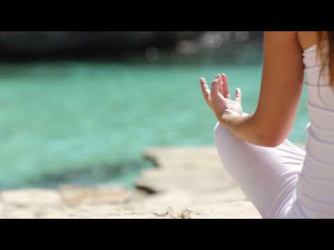 Yoga Music for Beginners 1 HOUR Backround Music for Reiki Yoga and Meditation for Losing Weight