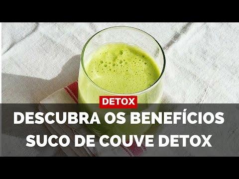 Nutricionista Fala Sobre os Benefícios do Suco de Couve Detox - Fator da Perda de Peso
