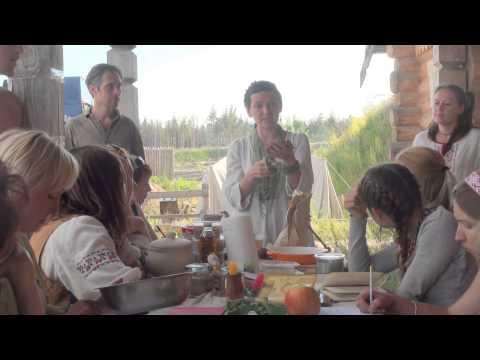 "Оксана Барабаш. О бездрожжевом хлебе. Фестиваль ""Кристал Fest"" 20.06.2015"