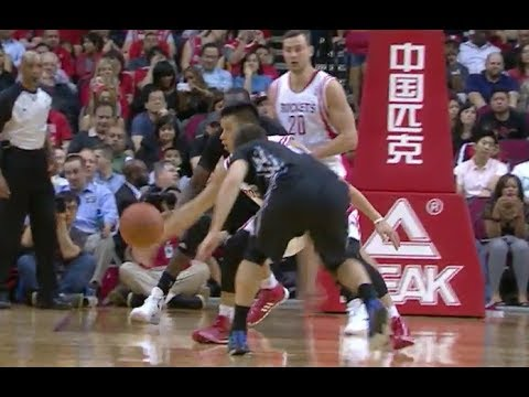 Jeremy Lin (11 pts 10 ast) vs Minnesota Timberwolves 2014-03-20