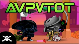 A.V.P.V.T.O.T. (Alien Vs Predator Vs Trick-Or-Treating