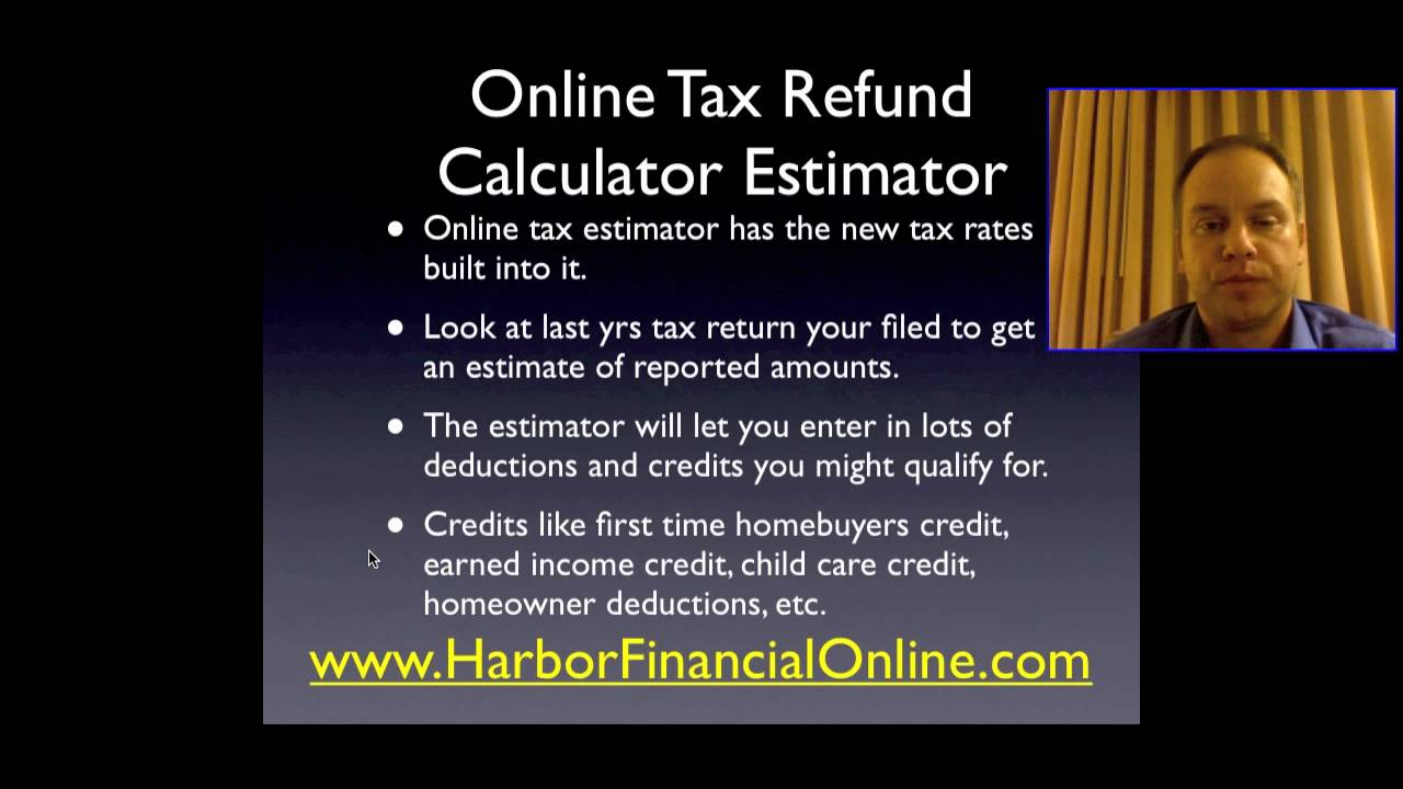 how to calculate tax return