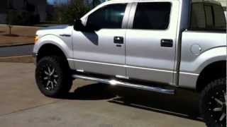 Lifted 2011 Ford F150 5.0 XLT Crew Cab 4x4