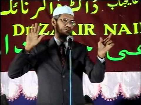 Dr  Zakir Naik Gulbarga Pro  UrdU Part 02 of 03 CD