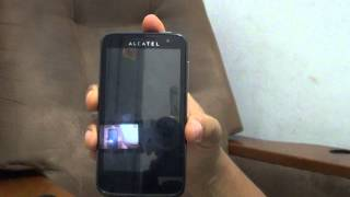 HARD RESET ALCATEL ONE TOUCH EVOLVE 5020T / 5020A M POP By