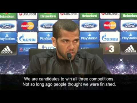 Barcelona look ahead to Champions League tie with Atlético Madrid