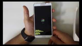 How To Reset Samsung Galaxy Note 3 III SM N900 Hard