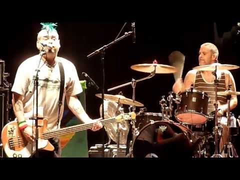 Franco Un-American - NOFX @ 013 Tilburg (2013), FULL SET, Part XI
