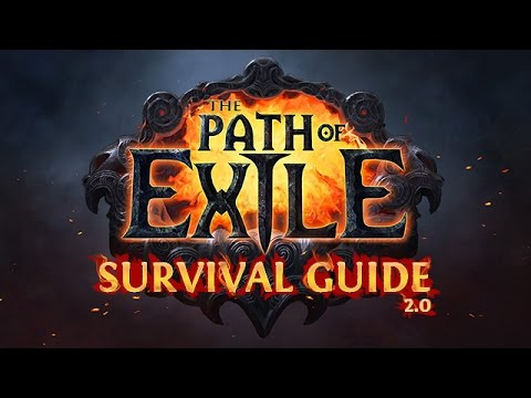 The PATH of EXILE SURVIVAL GUIDE 2.0 - The Ultimate Beginner's Walkthrough - Chapter 1