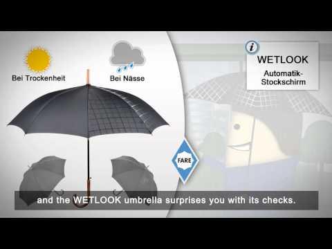 FARE® Colormagic® & WETLOOK Schirme (German)