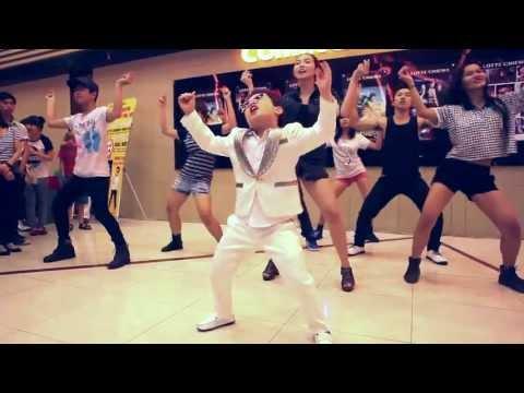 Psy nhí nhảy Gentleman [HD]