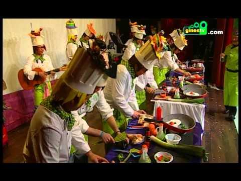 Los caballeros del celiaco. Carnaval de Gines 2014 (Gran Final)