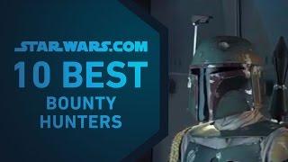 Star Wars: Top 10 Bounty Hunters