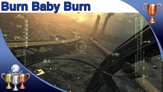Call Of Duty Ghosts Burn Baby Burn Trophy