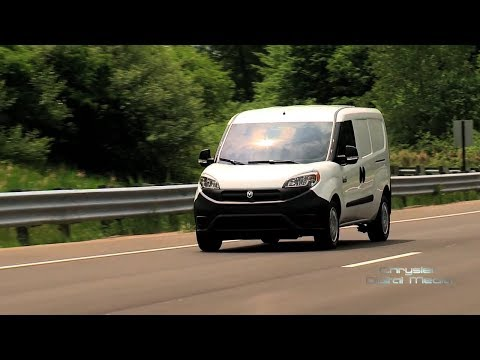 2015 Ram ProMaster City Van with Bob Hegbloom and Mike Cairns
