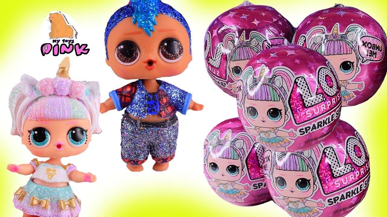 Куклы LOL hairgoals с волосами 5 серия 2 волна купить