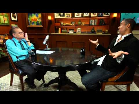 Rick Fox On Donald Sterling And Racism In The NBA | Rick Fox | Larry King Now Ora TV