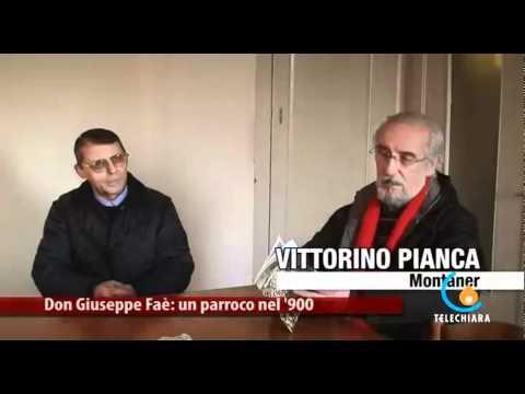 120303 Don Giuseppe Faè, parroco del '900