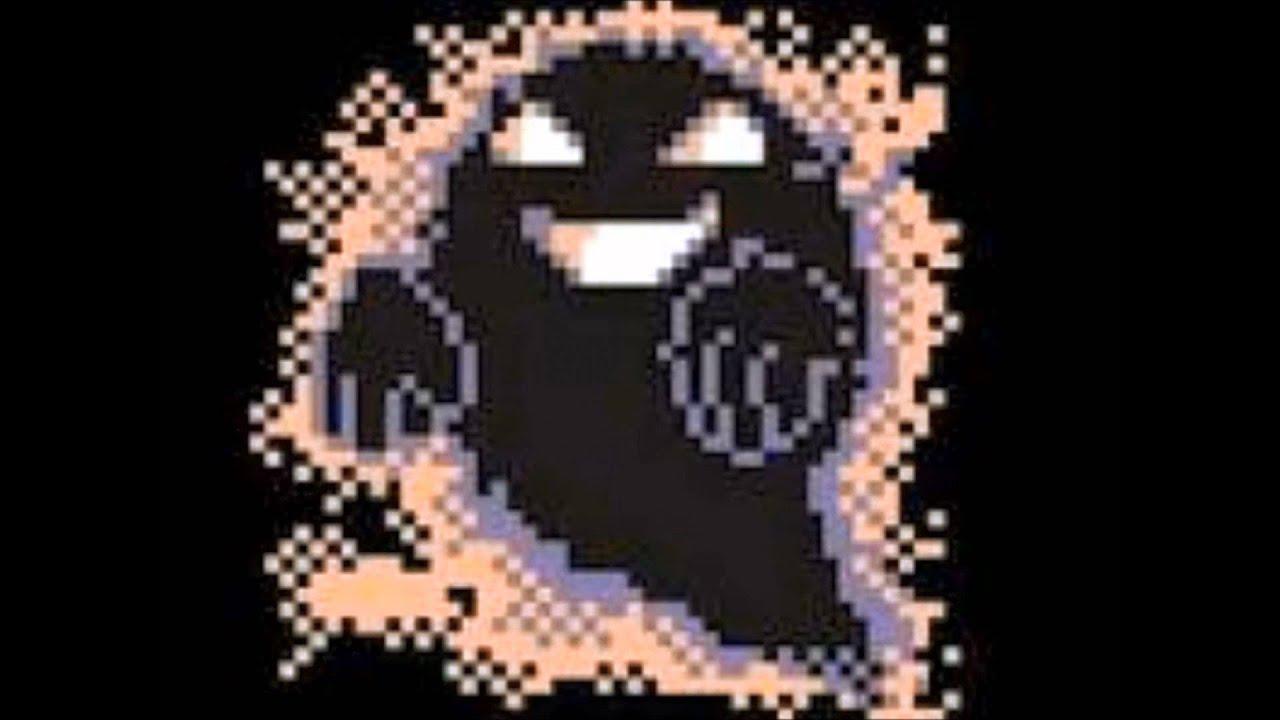 creepypasta pokemon - gold ghost - YouTube