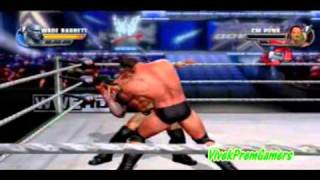 WWE All Stars Wade Barrett Caw With Formula + Gameplay