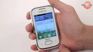 Смартфон. Samsung GT-S5302 Galaxy Pocket Duos