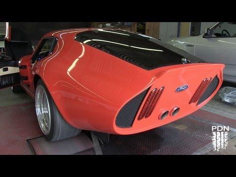 Factory 5 - Shelby Daytona - Supercharged