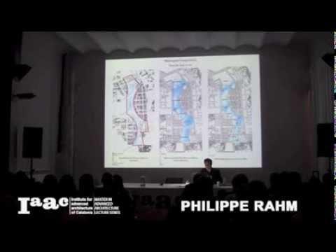 Philippe Rahm - IaaC Lecture Series - 2014