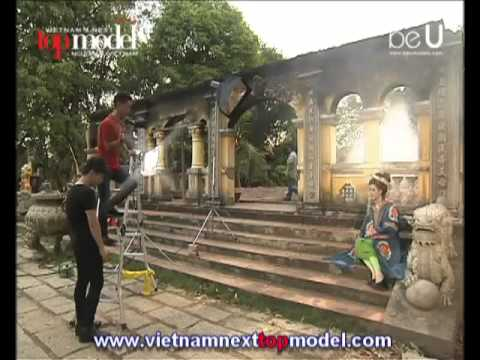 Vietnam's Next Top Model 2012 - Tap 9  Full.