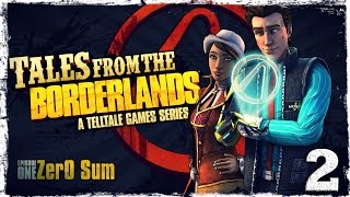 Tales From The Borderlands. #2: Сделка.