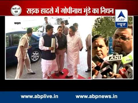 AIIMS doctor updates on Gopinath Munde's death