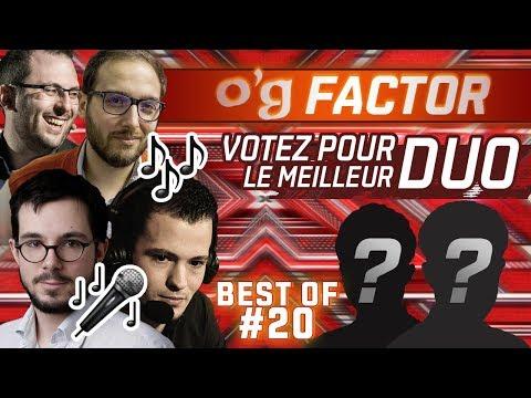 BEST OF LOL #20 - OG Factor - Votez pour le meilleur duo ! - League of Legends